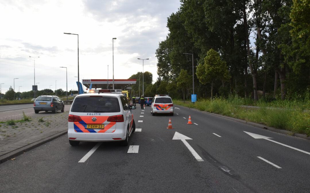 Motorrijder gewond na botsing met auto Stadhoudersweg – S113 Rotterdam