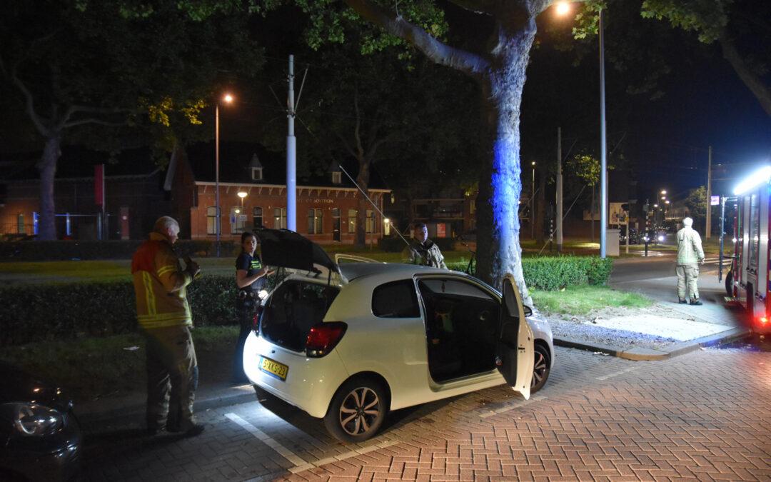 Flinke schade na vernielingen auto Putselaan Rotterdam