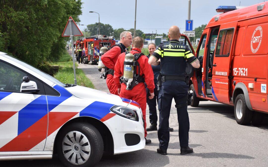 Aanhoudingen na brand in drugslab 's-Gravenweg Nootdorp