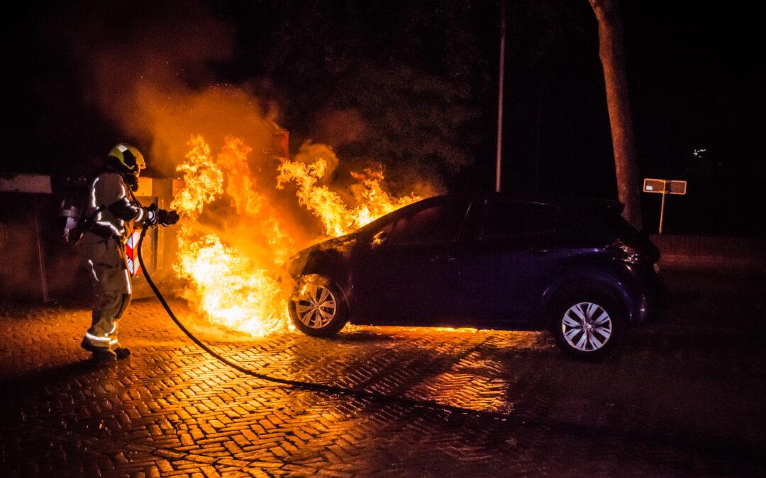 Pyromanen slaan na periode van rust weer toe in Leidschendam