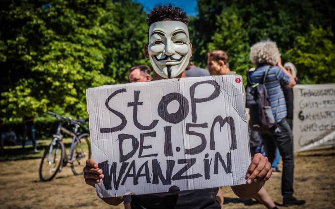 Burgemeester Remkes verbiedt demonstratie tegen coronamaatregelen; organisatie start kort geding