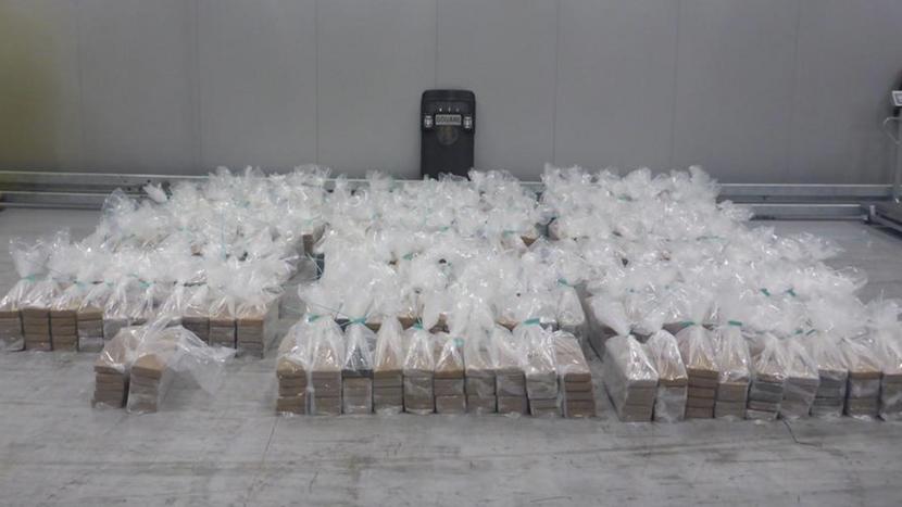 Douane doet grote drugsvangst in Rotterdamse haven