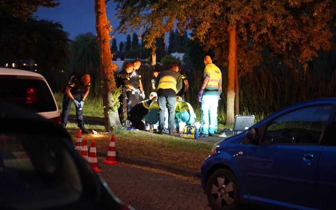 Dode bij schietpartij op Clazina Couwenbergzoom in Rotterdam