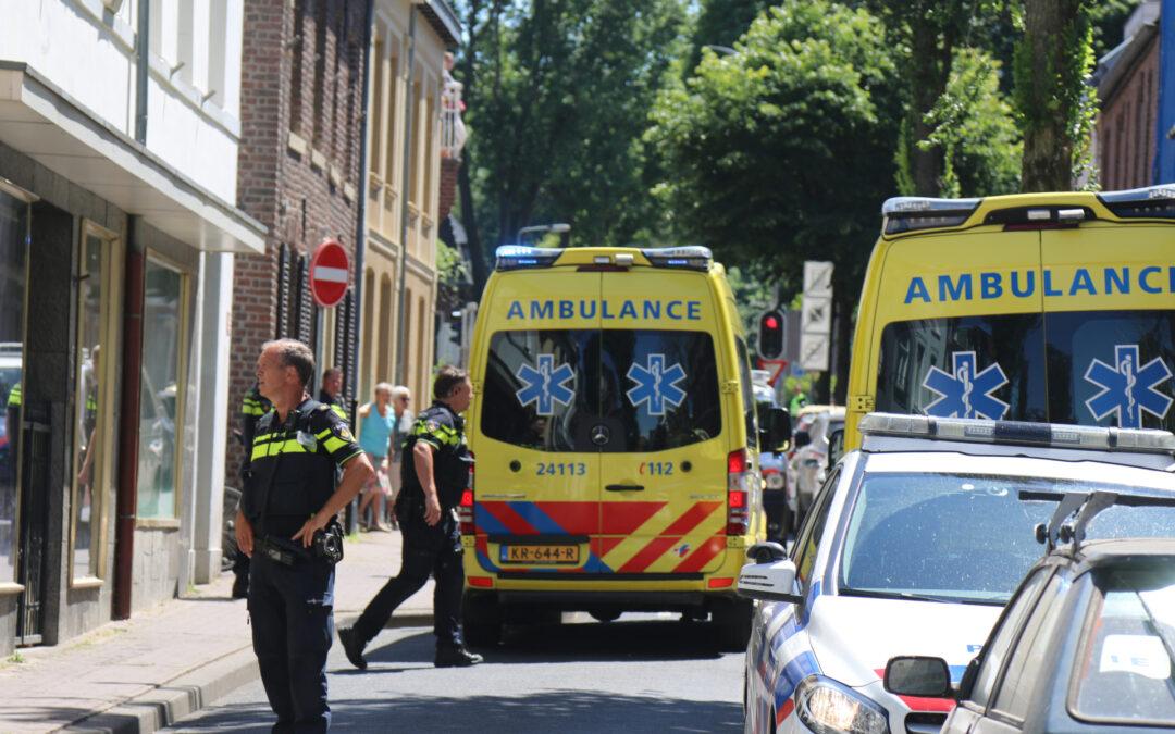 Gewonde en arrestatie bij steekpartij Putstraat Sittard