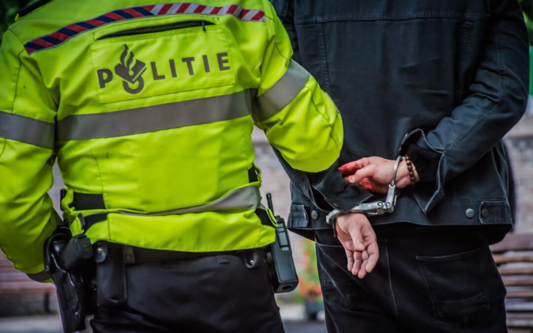 Overvaller (22) van tankstation Dordrecht aangehouden na tips