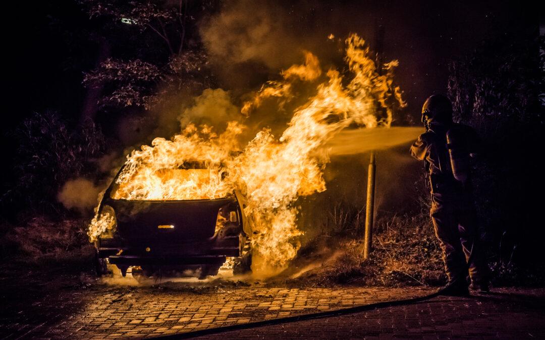 Gemeente neemt extra maatregelen na tweede golf autobranden in Leidschendam