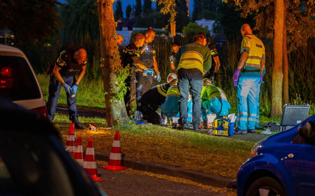 Politie houdt drie Amsterdammers aan voor liquidatie Clazina Kouwenbergzoom Rotterdam