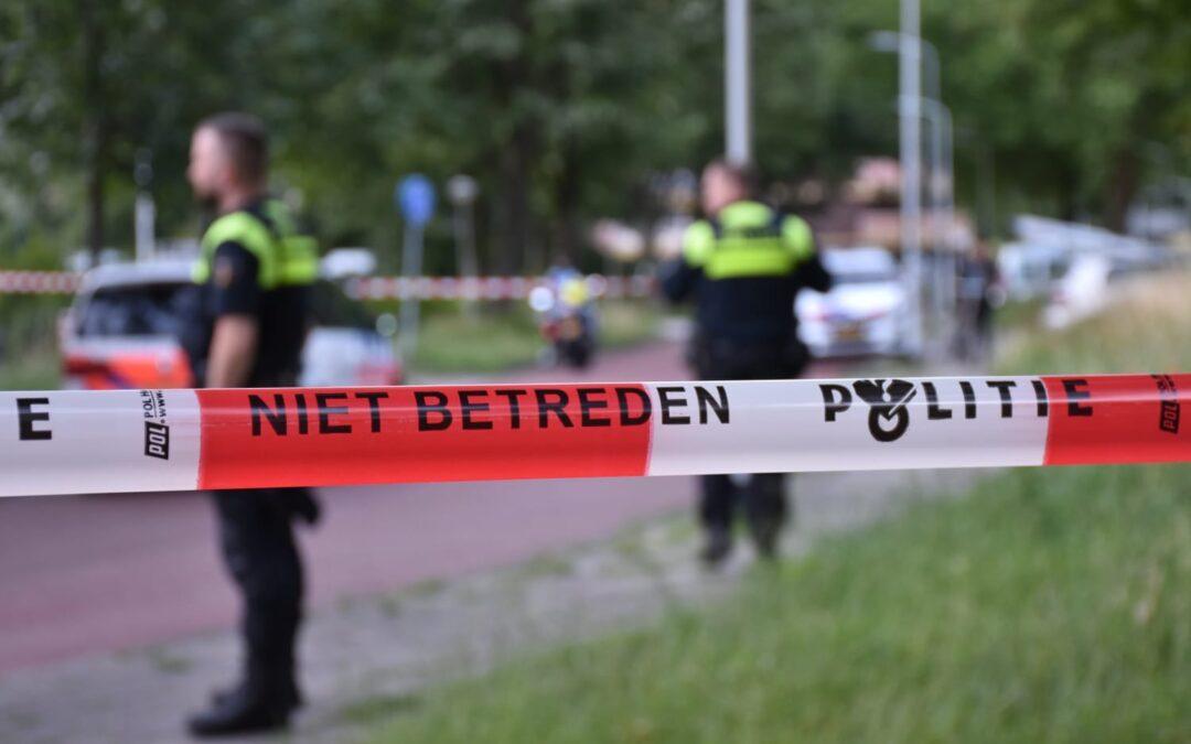 Gewonde na mishandeling met mogelijk schietincident aan Fonteinbos in Zoetermeer