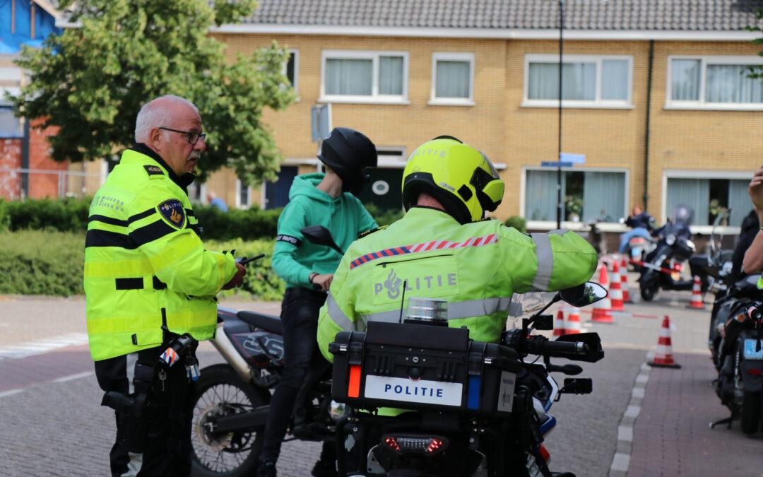 Meerdere bekeuringen bij voertuigencontrole C.G. Roosweg – N210 Krimpen aan den IJssel