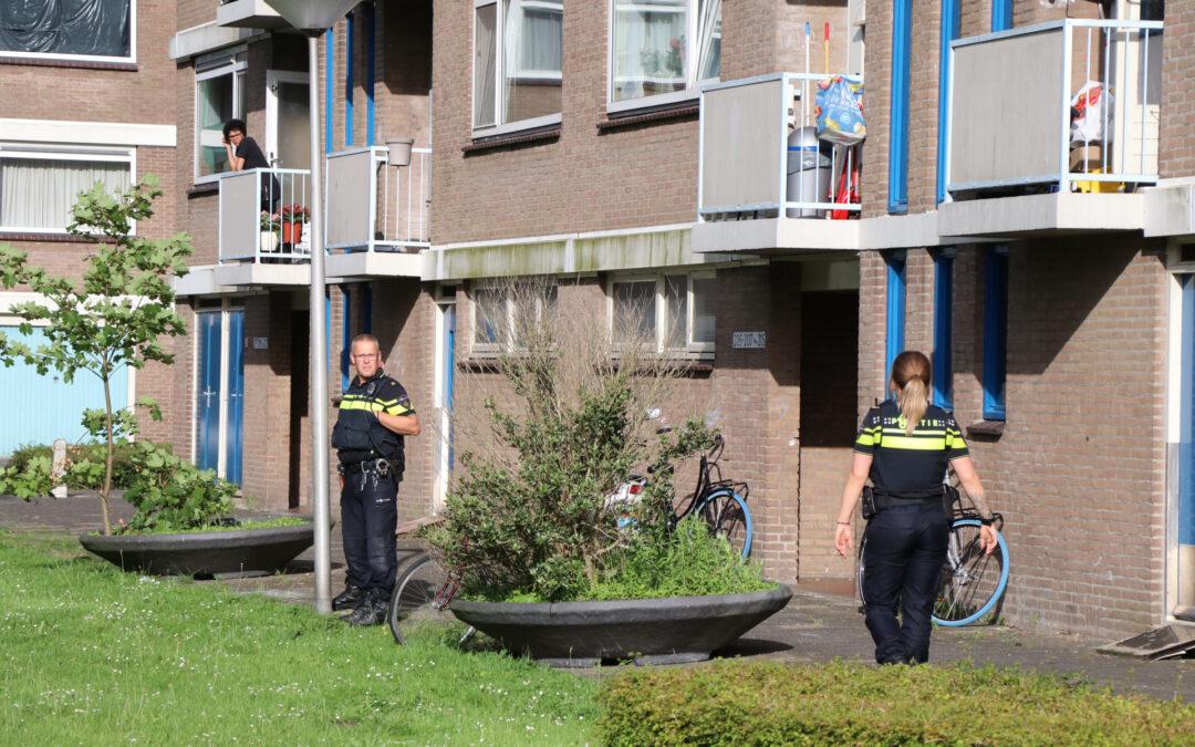 Persoon gewond bij steekpartij Bongerd Capelle aan den IJssel