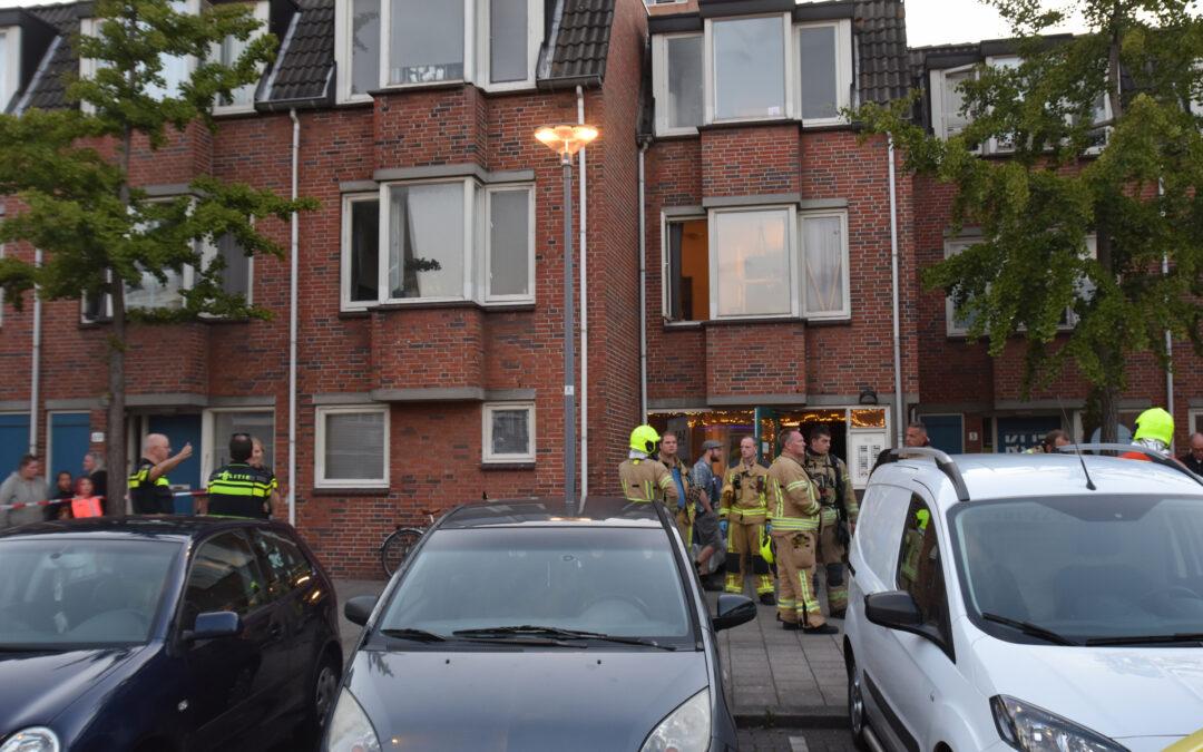 Bewoners onwel na mogelijke koolmonoxide lekkage Rietdijkstraat Hoek van Holland