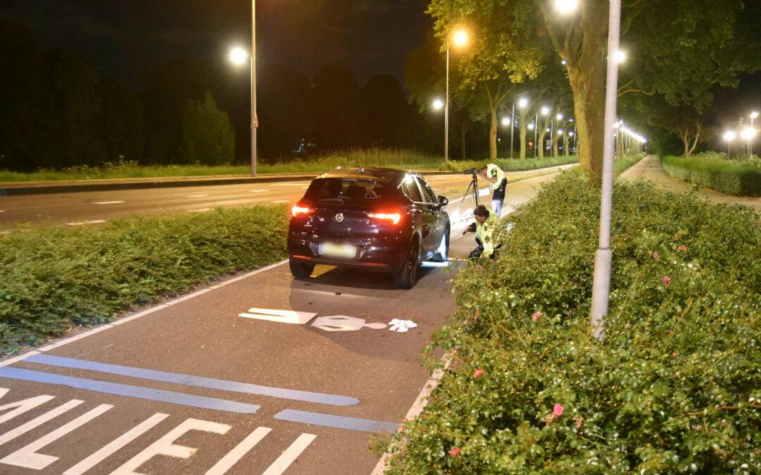 Wielrenner gewond na aanrijding met auto Boezemlaan Rotterdam