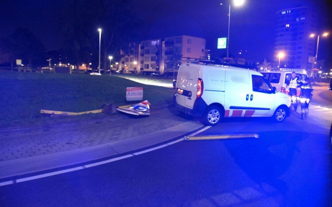 Man kruipt ondanks advies huisarts achter het stuur en crasht in Schiedam