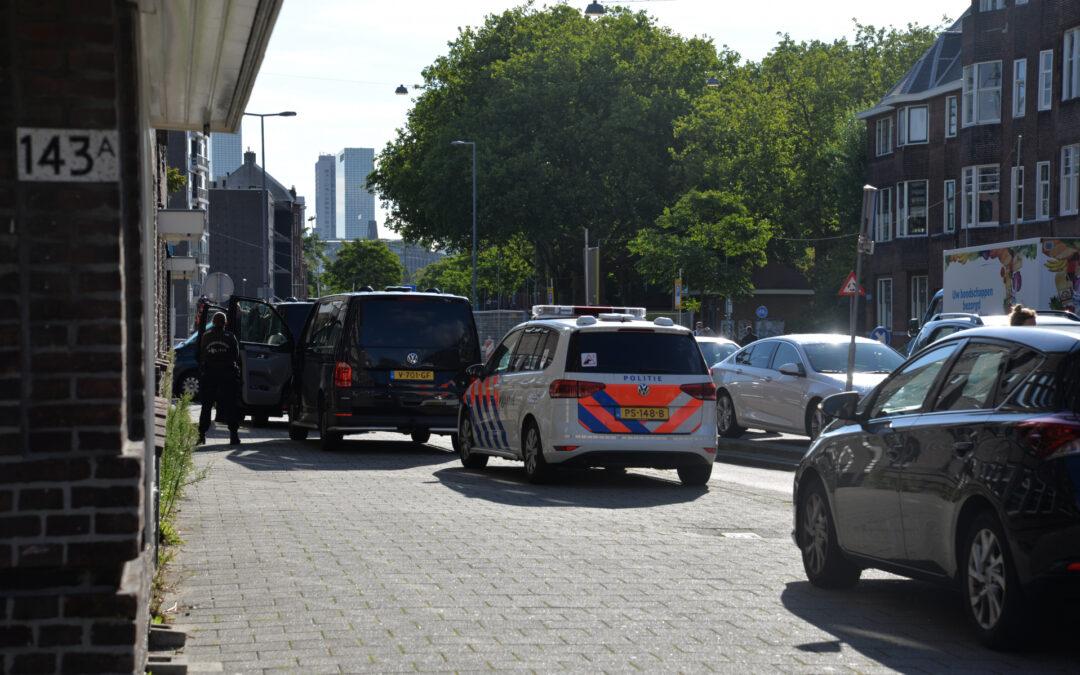 Politie doet invallen in meerdere woning in lopend drugsonderzoek Beukelsdijk – S115 Rotterdam