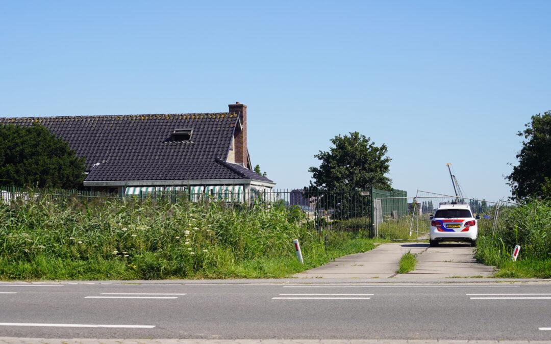 Politie ontruimd kraakpand Provincialeweg – N457 Gouda