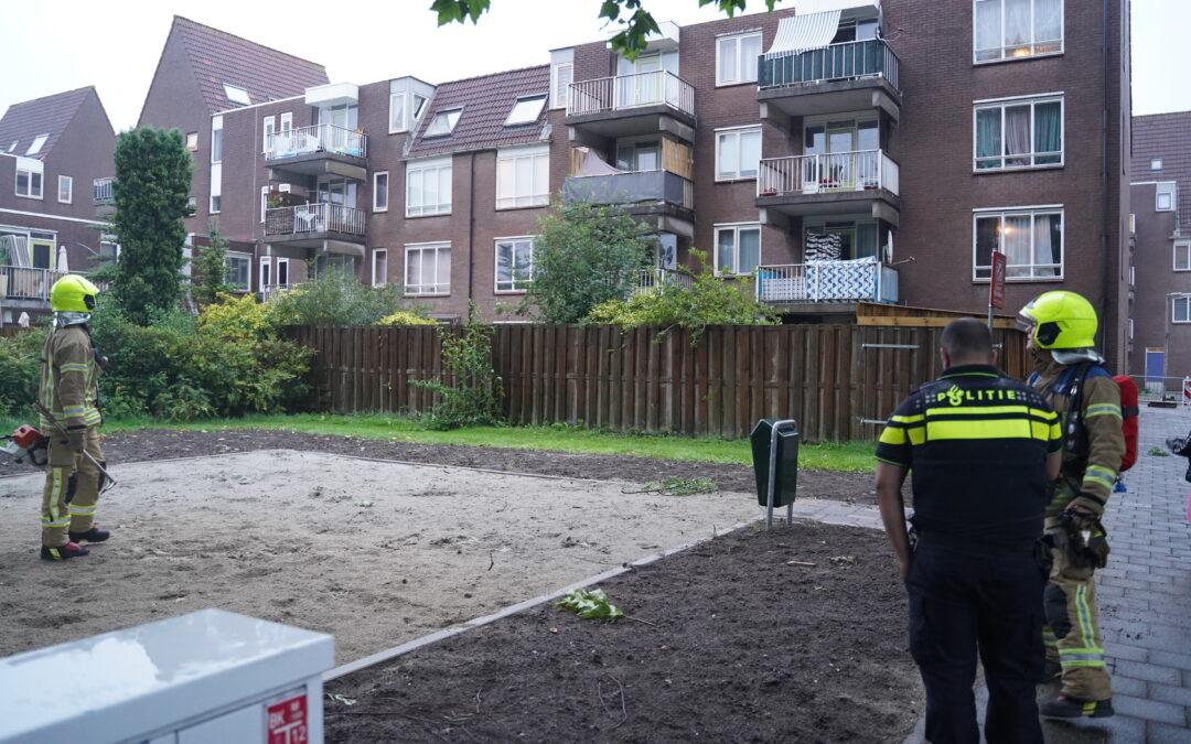 Melding brandgerucht blijkt loos Ets Capelle aan den IJssel