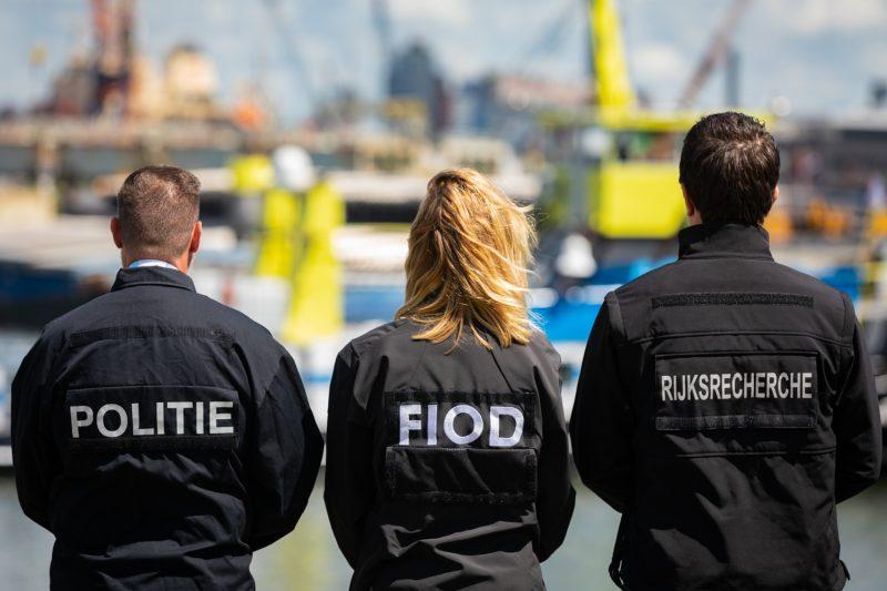 Vrouw (50) uit Zwijndrecht en man (56) uit Rotterdam door Combiteam Havens aangehouden bij ondermijningsonderzoek