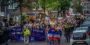 Ruim honderd mensen bij 'tocht van de vrijheid' in Den Haag
