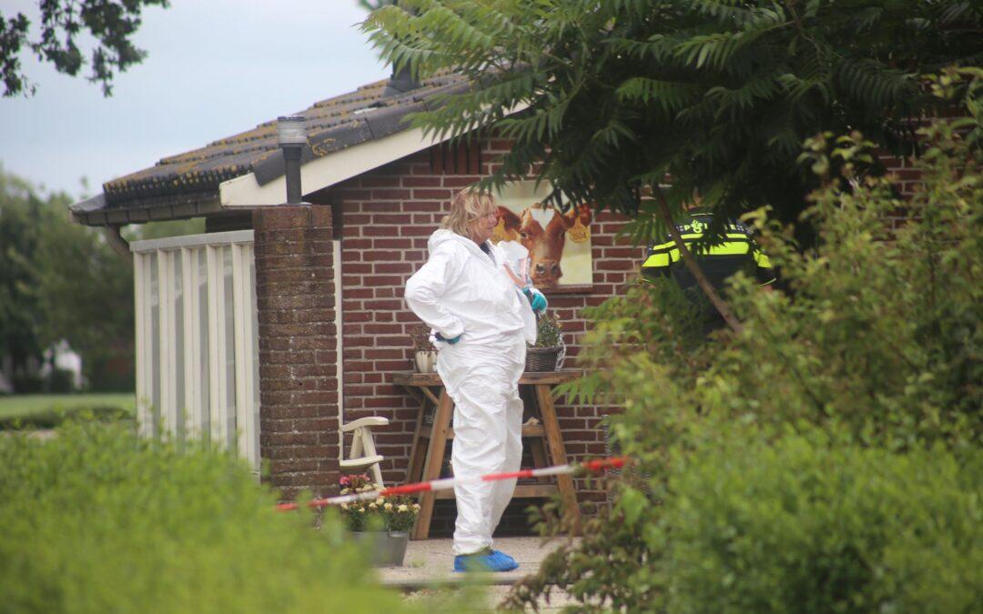 Man zwaargewond in woning na steekpartij Schoonouwenseweg Stolwijk