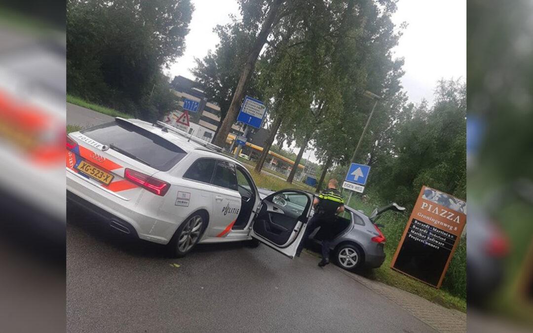Man met vuurwapen aangehouden na lange achtervolging van Rotterdam naar Gouda