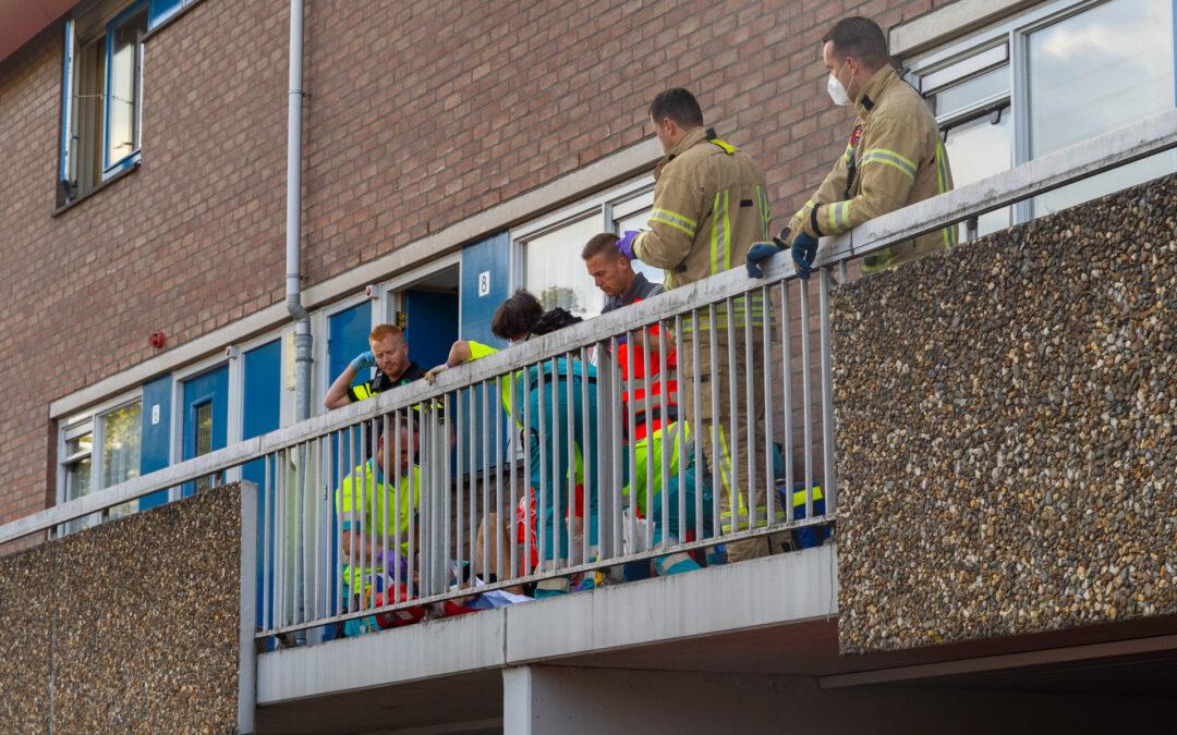 Buurman steekt man neer na ruzie over geluidsoverlast Genuahof Rotterdam