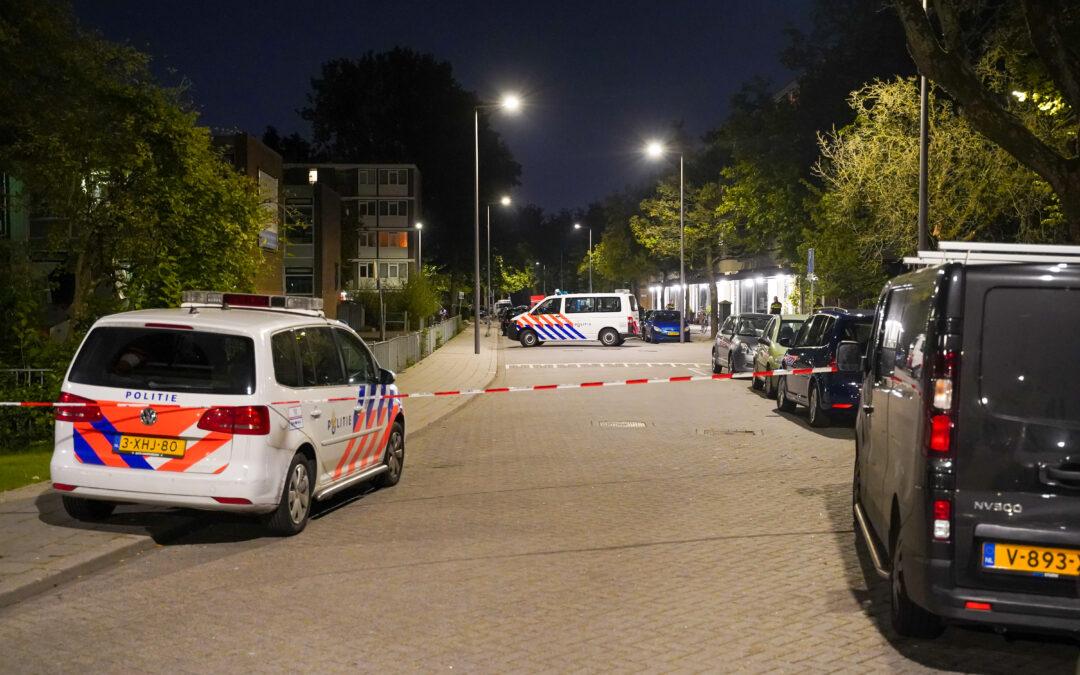 Man aangehouden na mogelijke schietpartij Asserweg Rotterdam