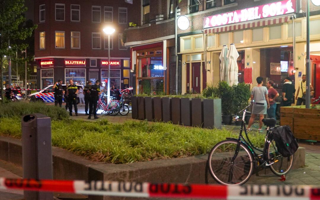 Politie onderzoekt schietpartij Beijerlandselaan Rotterdam