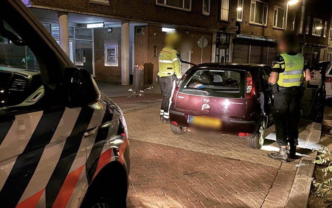 Man voor 18e keer gepakt voor rijden zonder rijbewijs in Rotterdam