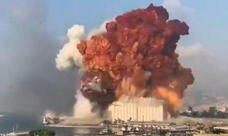 Nederlandse reddingsteams naar Libanon na zware explosie in Beiroet