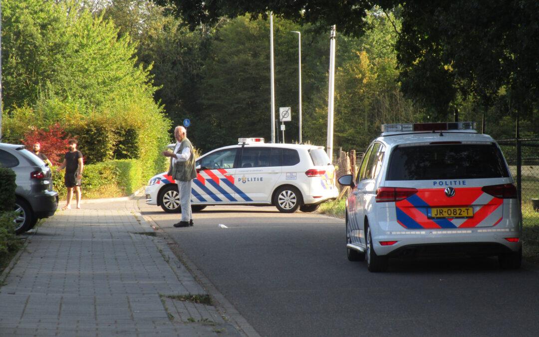 Politie lost waarschuwingsschoten bij ruzie, twee gewonden Zandweg Heerlen