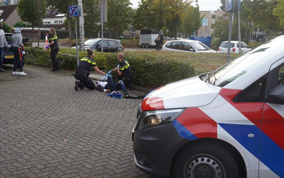 Gewonde na steekpartij Aida Capelle aan den IJssel
