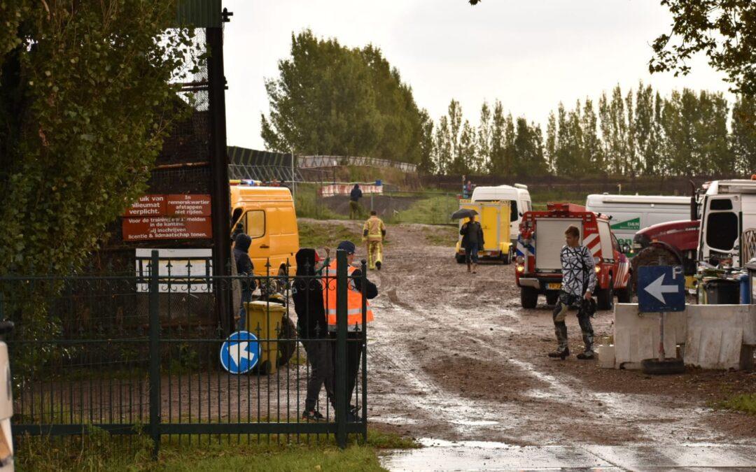 Wederom ongeval op motorcrossbaan Bleiswijk