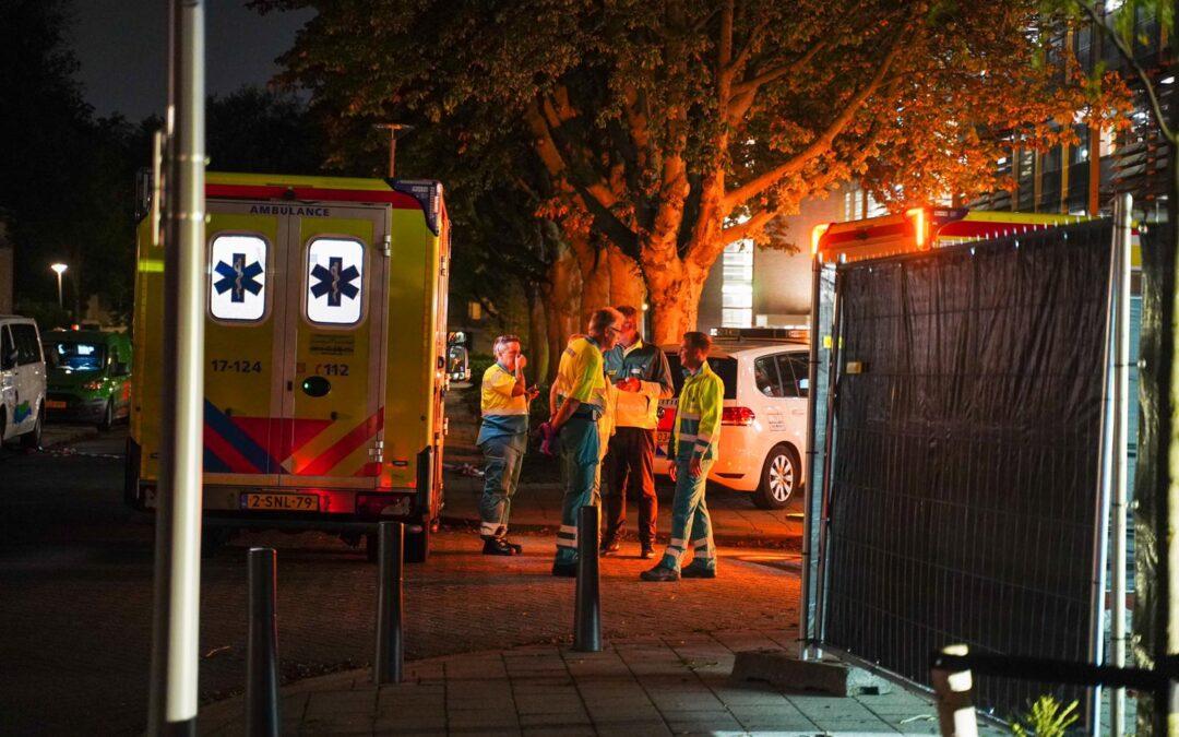 Tiener overleden na steekpartij op Laan van Nieuw Blankenburg in Rozenburg
